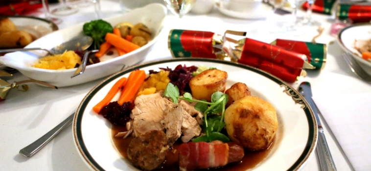 7 Things American's won't get about a Traditional British Xmas Dinner